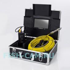 Строительный Эндоскоп ТРИТОН технический для труб 20 метров с записью