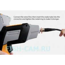 Эндоскоп Тритон 1080P кабель 3 метра монитор 4.3 дюйма