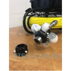 Эндоскоп 9 дюймов ТРИТОН технический для инспекции 150 метров с записью