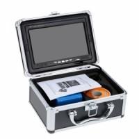 Камера для подводной рыбалки с функцией записи 800TVL HD Cam Функция DVR + 4 ГБ SDкарта Кабель кевлар 30 метров