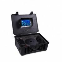Камера для рыбалки SONY CCD 650TVL 360 градусов 12 белых диодов кабель 20 метров.7000mAh пульт дистанционного управления, время работы 7-8 часов