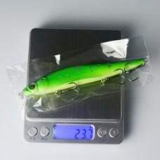 Воблер 14 см 23.7г заглубление от 1.2м до 3.5м