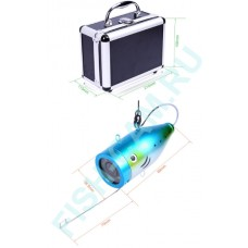 Камера для рыбалки Фиш Кам 15 метров без записи 24 диода