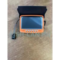 Камера для рыбалки FishCam Plus 750 Orange DVR с функцией записи 4/3 15 метров кабель купить!