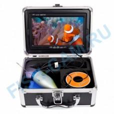 Камера с функцией записи 1000TVL HD Cam Функция DVR + 8 ГБ SDкарта Кабель кевлар 15 метров. 12 ик диодов