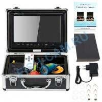 Камера для рыбалки Fishcam 1000TVL 9 ДЮЙМОВ с записью, кабель кевлар 30 метров купить за 18500 рублей!