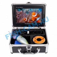 Камера для рыбалки с 12  ик диодами 1000TVL + кабель кевлар 15 метров