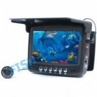 Монитор 4,3 дюйма для подводной камеры FishCam Plus 750