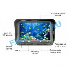 Подводная камера для зимней рыбалки «Пиранья 4.3» купить