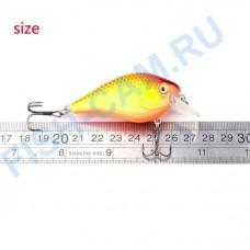 Воблер crank 7.6 СМ 12.7 Г заглубление 1-3м
