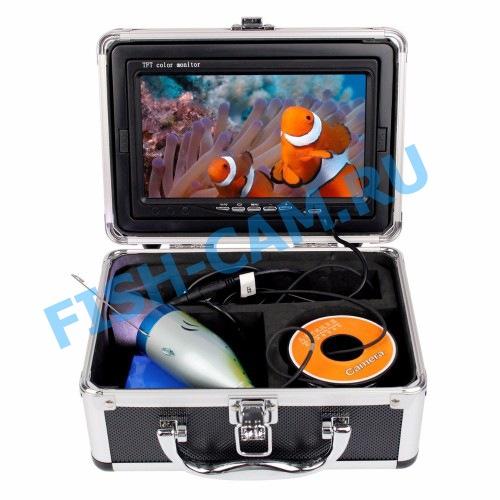 Камера для рыбалки в кейсе 1000TVL, 12ИК диодов