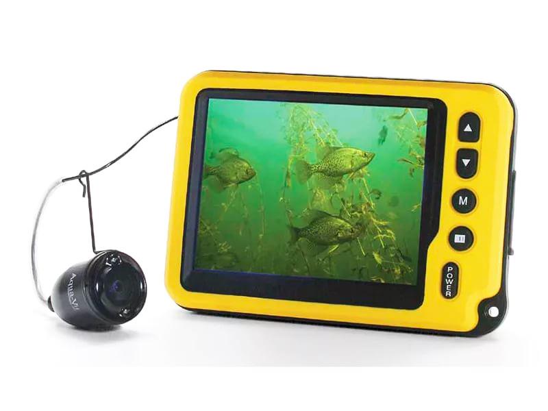 фото камеры для рыбалки - советы по выбору